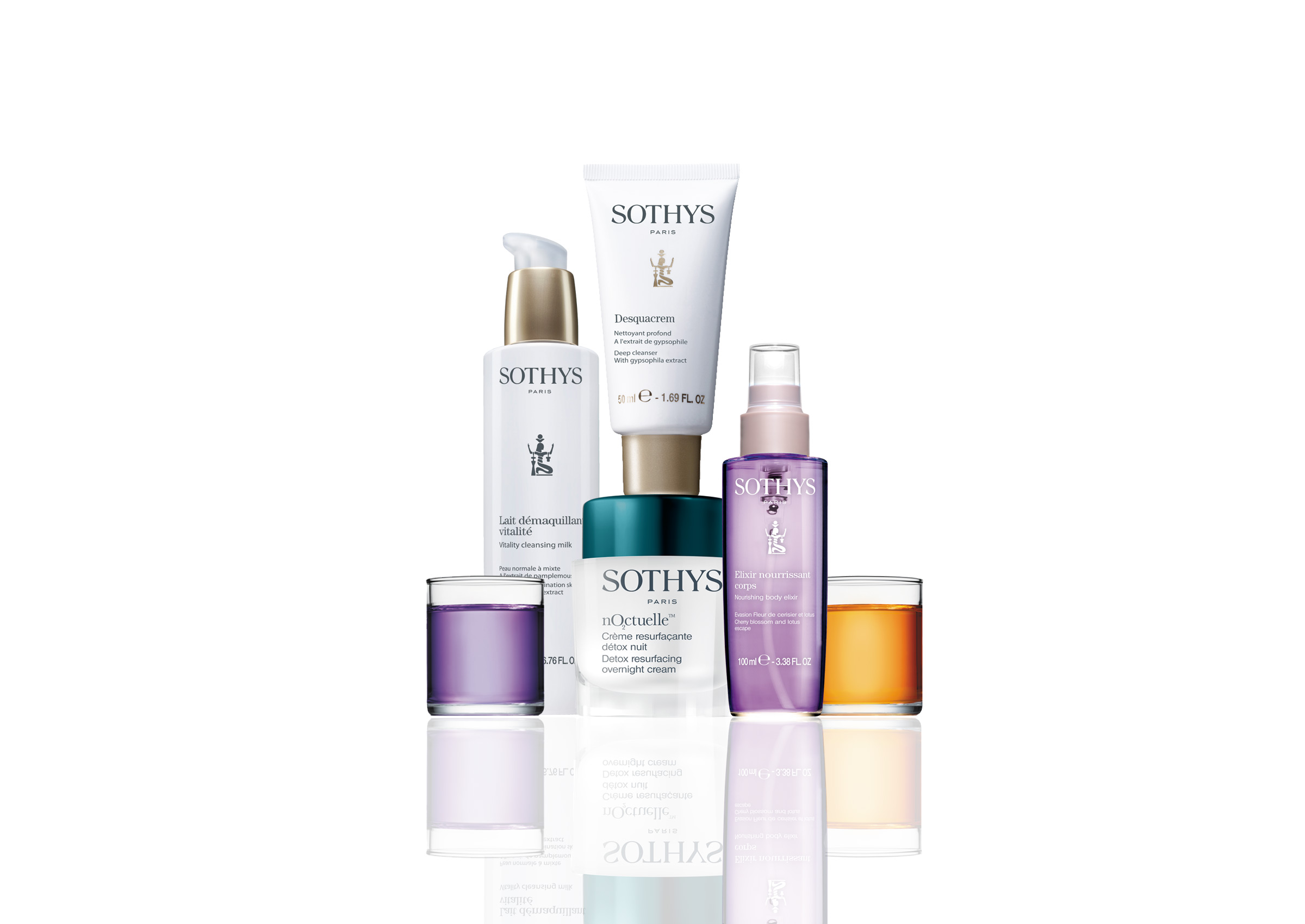 Products   Sothys - Home